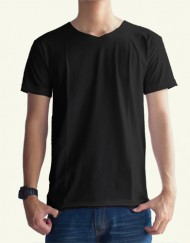 cowok unfinished - hitam d